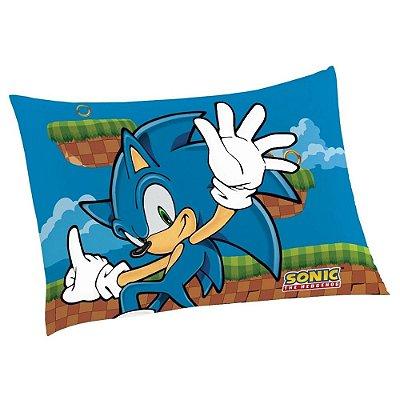 Fronha Avulsa - Sonic - Lepper Kids