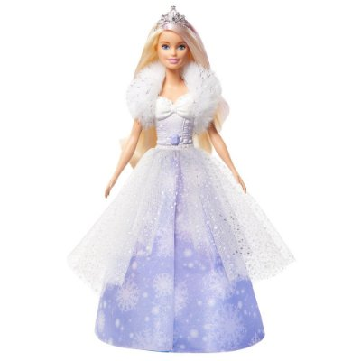 Barbie Dreamtopia - Vestido Mágico - Mattel