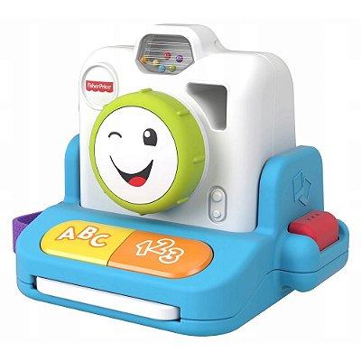 Câmera de Atividades - Sorrisos e Aprendizagem - Fisher-Price