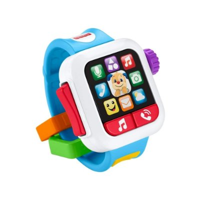 Meu Primeiro Smartwatch - Fisher-Price