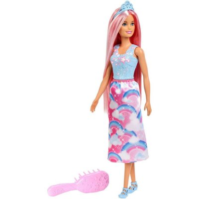 Barbie Dreamtopia - Penteados Mágicos - Mattel