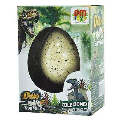 Dino Ovo Surpresa - DM Toys
