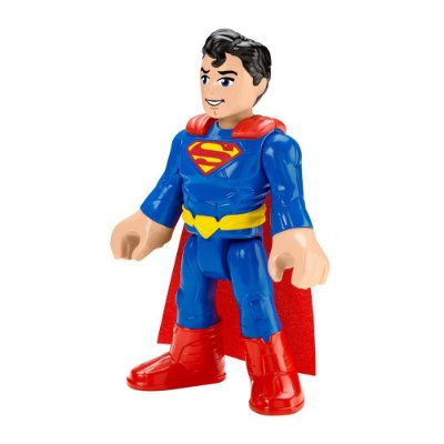 Boneco Superman XL 25cm - DC Super Friends - Imaginext