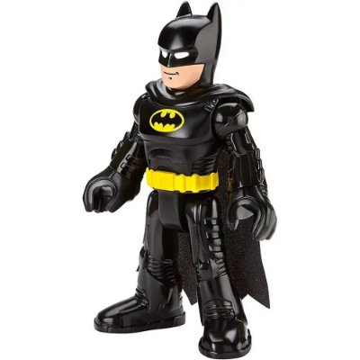 Boneco Batman XL 25cm - DC Super Friends - Imaginext
