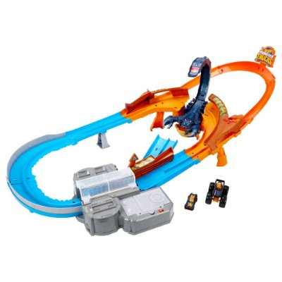 Hot Wheels Monster Trucks - Ataque do Escorpião - Mattel