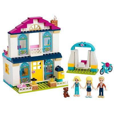 Lego Friends - A Casa de Stephanie - Lego