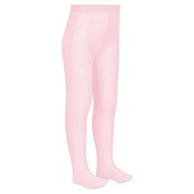 Meia Calça Infantil Lobinha - Rosa - Fio 20 - Lupo