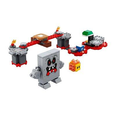 Super Mario - Revés das Lavas do Esmagão - Pacote de Expansão - Lego