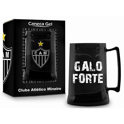 Caneca Gel 450ml - Clube Atlético Mineiro - Brasfoot