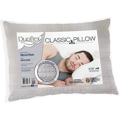 Travesseiro Classic Pillow - Duoflex