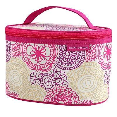Necessaire Frasqueira My Lolla Rosa - Jacki Design