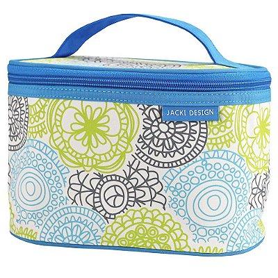 Necessaire Frasqueira My Lolla Azul - Jacki Design