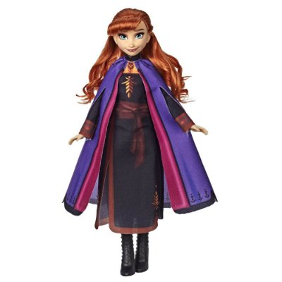 Boneca com Som Frozen 2 - Anna - Hasbro