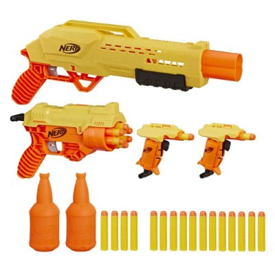 Kit Nerf Alpha Strike Stinger Mission - 25 Dardos - Hasbro