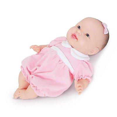 Boneca Cheirinho de Bebê - Rosa - Cotiplás