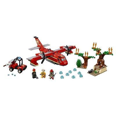 Lego City - Avião de Incêndio - Lego