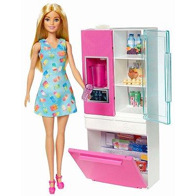 Barbie Móveis Para a Cozinha - Mattel