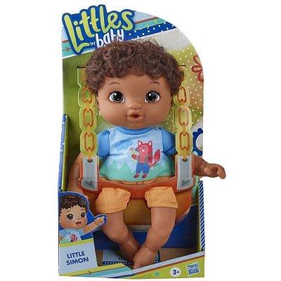 Boneca Baby Alive - Littles By Baby - Little Simon - Hasbro