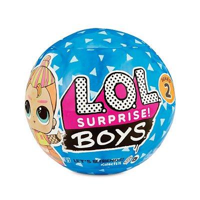 LOL Surprise Boys - 7 Surpresas - Candide