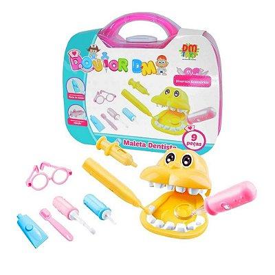 Maleta Doutor Dentista - DM Toys