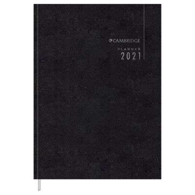 Agenda Planner Cambridge 2021 - Costurada - Tilibra