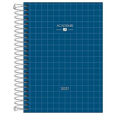 Agenda Académie 2021 - Azul - Tilibra
