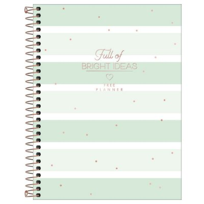 Agenda Planner Permanente - Full Of - Tilibra