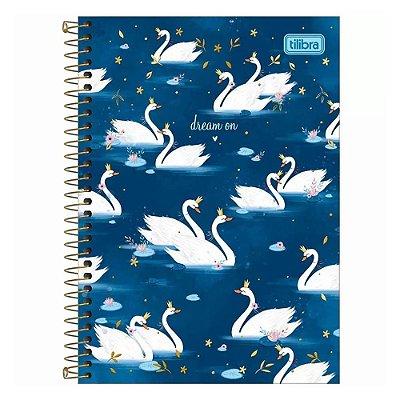 Caderno Pequeno 1/4 com Espiral - 80 Folhas - Dream On - Tilibra