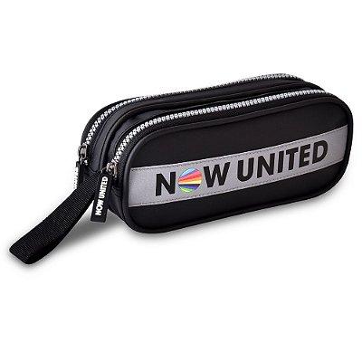 Estojo Duplo Now United - Clio Style