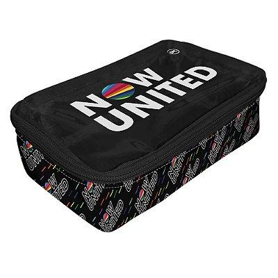 Estojo Baú Now United - Clio Style