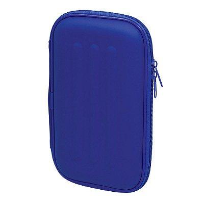 Estojo Premoldado Tech - Azul - DAC