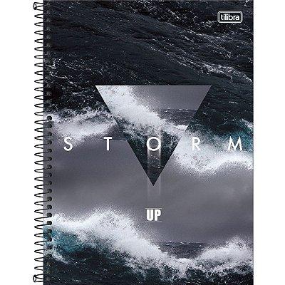 Caderno UP - Storm - 10 Matérias - Tilibra