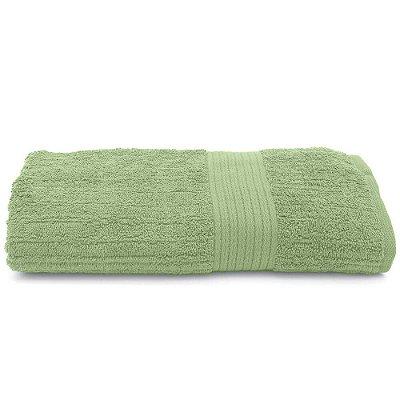 Toalha de Banho Gigante Canelada Fio Penteado - Verde 3036 - Buddemeyer