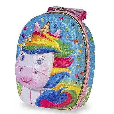 Lancheira 3D Cute Unicorn - Diplomata
