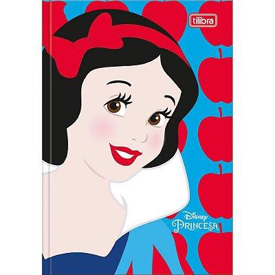 Caderno Brochura Princesa - Branca de Neve - 80 Folhas - Tilibra