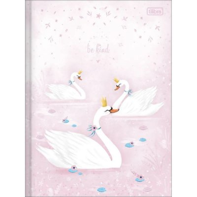 Caderno Brochura Royal - Be Kind - 80 Folhas - Tilibra