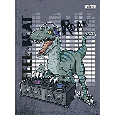 Caderno Brochura Raptor - Beat - 80 Folhas - Tilibra