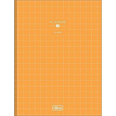 Caderno de Caligrafia Académie - Laranja - Tilibra