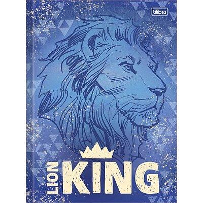 Caderno Brochura O Rei Leão - Simba - 80 Folhas - Tilibra