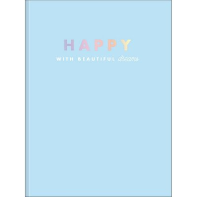 Caderno Brochura Happy - Dreams - 48 Folhas - Tilibra