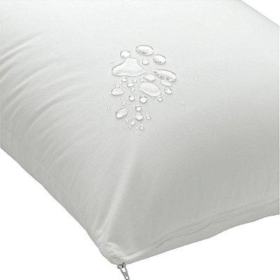 Protetor de Travesseiro Com zíper - Sultan