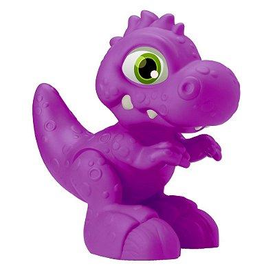 Dino Baby Soft - Roxo - Silmar