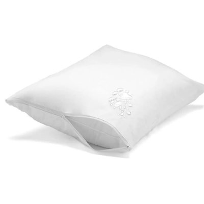 Capa Protetora Para Travesseiro Impermeável 200 Fios - Naturalle