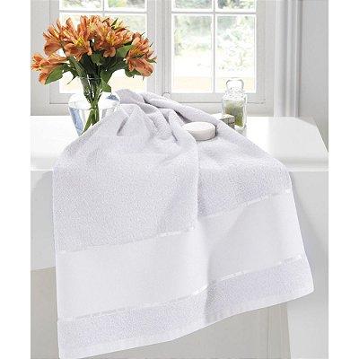Toalha de Banho Multi Arte para Pintar - Branca - Dohler