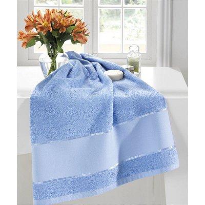 Toalha de Banho Multi Arte para Pintar - Azul 6089 - Dohler