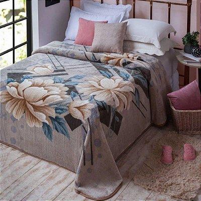 Cobertor Pelo Alto Kyor Plus Casal - Pristina - Jolitex