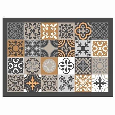 Tapete de Cozinha 50cm x 70cm - Ceramic - Kacyumara