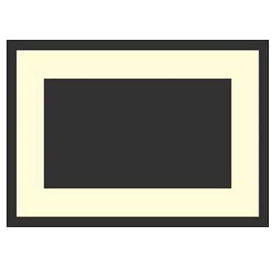 Tapete de Cozinha 50cm x 70cm - Minimalist - Kacyumara
