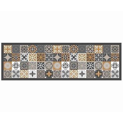 Passadeira de Cozinha 50cm x 1,60m - Ceramic - Kacyumara