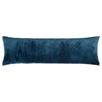 Fronha Para Body Pillow Blend Elegance - Optical Chevron - Altenburg